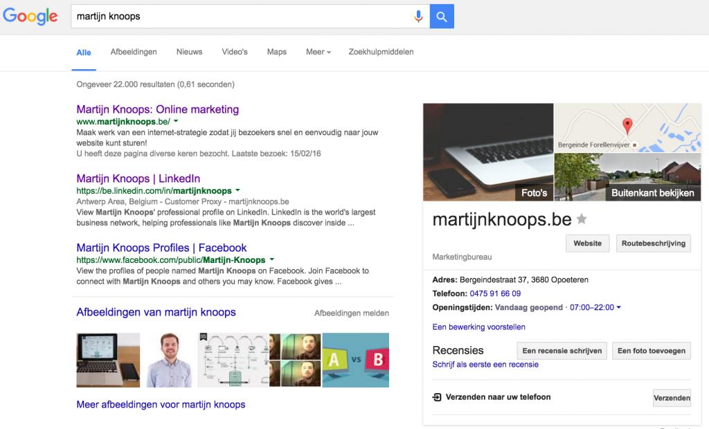 martijnknoops Google Mijn Bedrijf