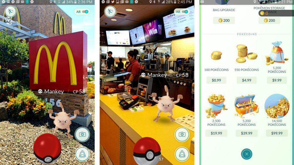 McDownloads Pokémon GO
