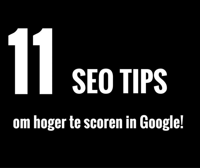 11 SEO tips